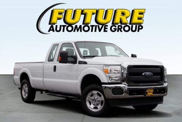 2016 Ford Super Duty F-250 in Roseville, CA