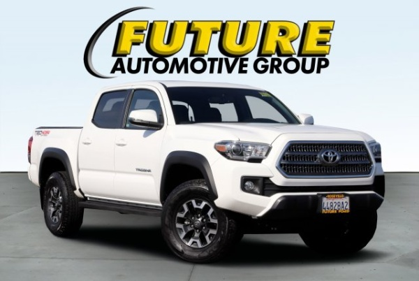 2016 Toyota Tacoma in Roseville, CA