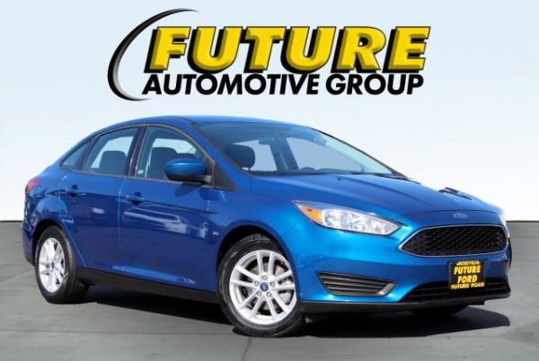 2018 Ford Focus in Roseville, CA