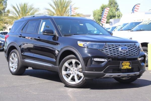 2020 Ford Explorer in Roseville, CA