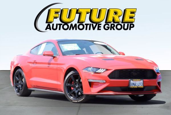 2020 Ford Mustang in Roseville, CA