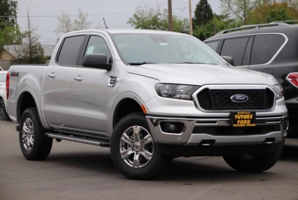 2019 Ford Ranger in Roseville, CA