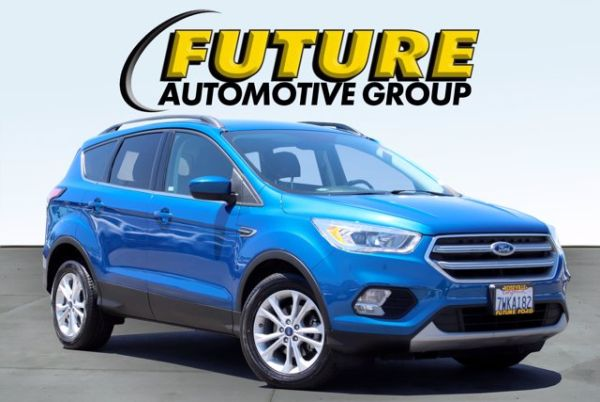 2017 Ford Escape in Roseville, CA