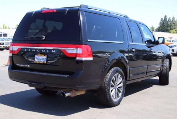 2017 Lincoln Navigator in Roseville, CA