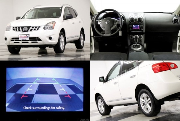 2015 Nissan Rogue Select in Clinton, MO