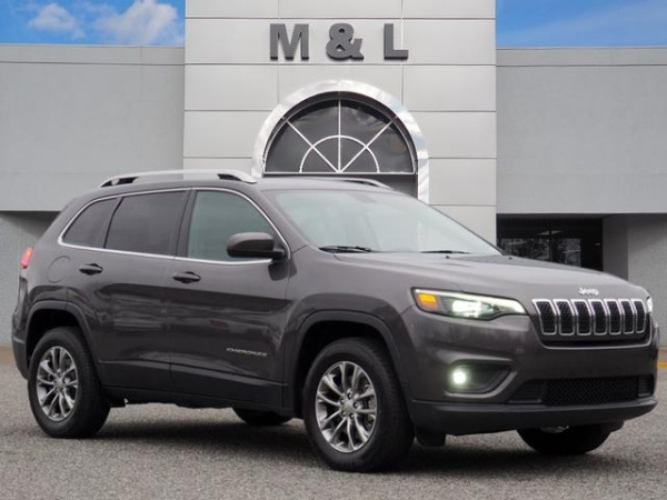 2019 Jeep Cherokee in Lexington, NC