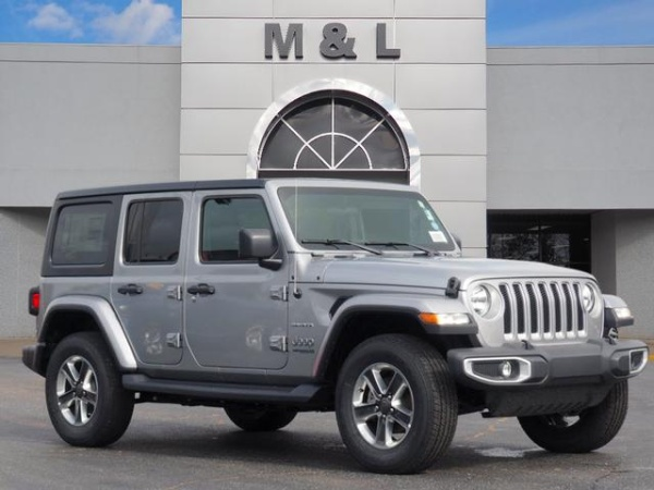 2019 Jeep Wrangler in Lexington, NC