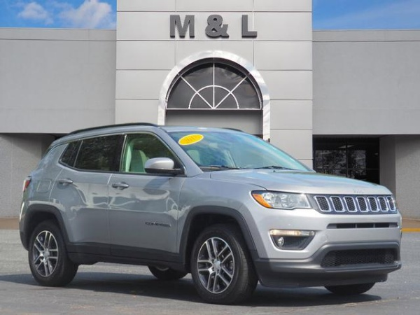 2018 Jeep Compass in Lexington, NC