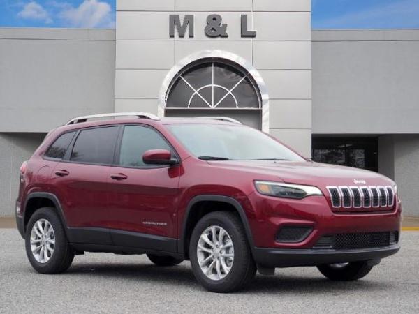 2020 Jeep Cherokee in Lexington, NC