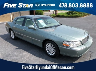 Used Lincoln Town Car For Sale In Bolingbroke Ga 4 Used Town Car