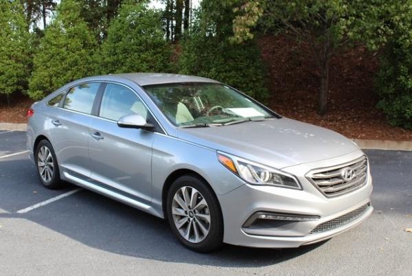 2015 Hyundai Sonata in Macon, GA