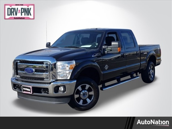2015 Ford Super Duty F-250 Lariat