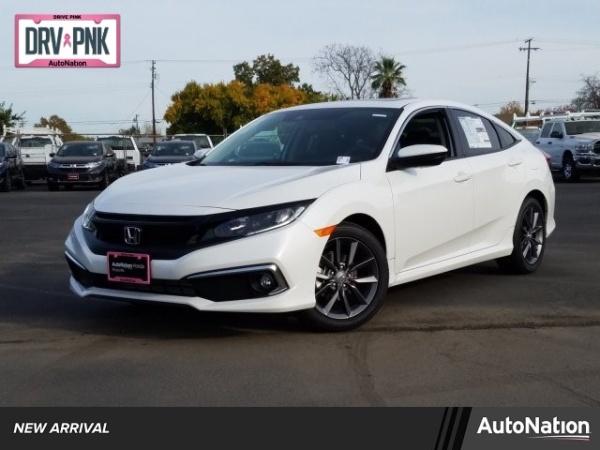 2020 Honda Civic in Roseville, CA