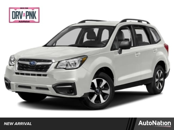 2018 Subaru Forester in Roseville, CA