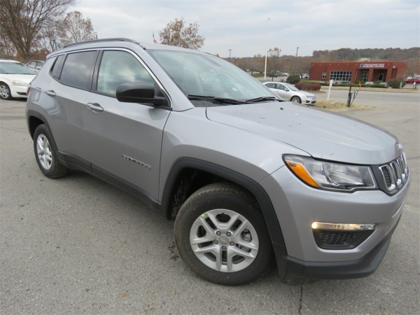 2020 Jeep Compass in Antioch, TN