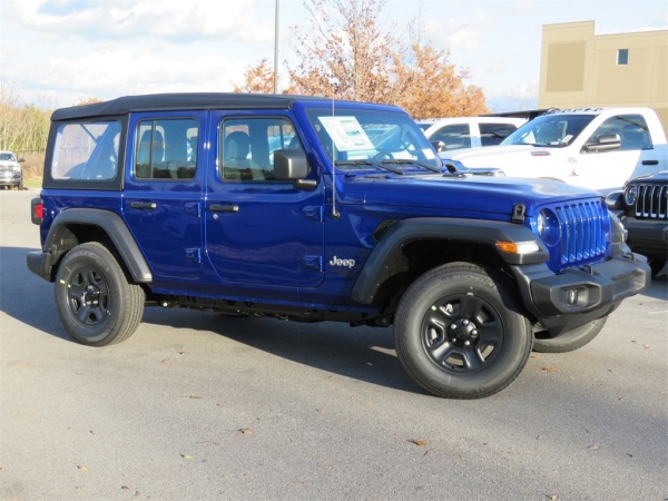 2020 Jeep Wrangler in Antioch, TN