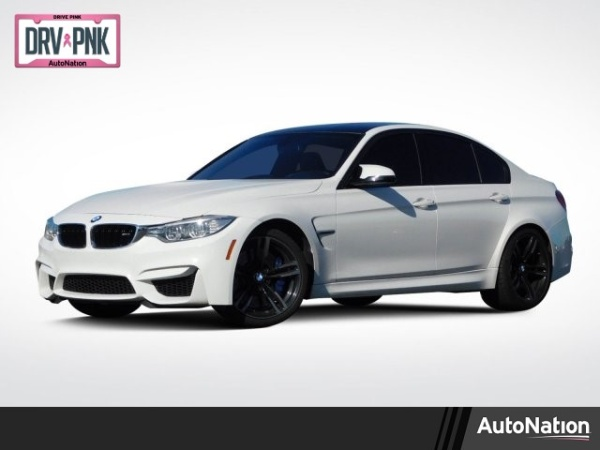 2016 BMW M3 in Roseville, CA