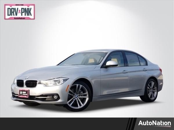2016 BMW 3 Series in Roseville, CA