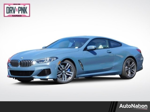 2020 BMW 8 Series in Roseville, CA