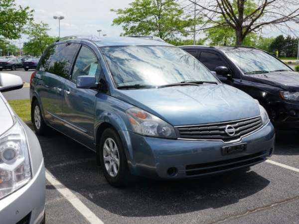 2009 Nissan Quest in Rockford, IL