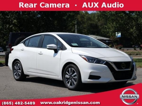 2020 Nissan Versa in Oak Ridge, TN