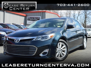 2015 Toyota Avalon For Sale >> Used Toyota Avalon For Sale In Mechanicsville Va 79 Used Avalon