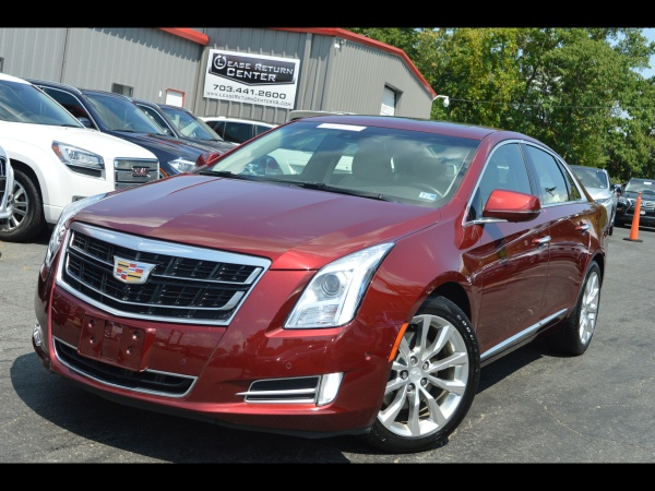 2016 Cadillac XTS Luxury Collection FWD For Sale in Triangle