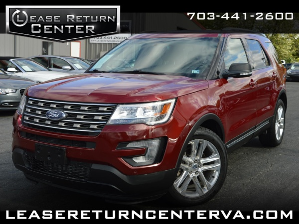 2016 Ford Explorer in Triangle, VA