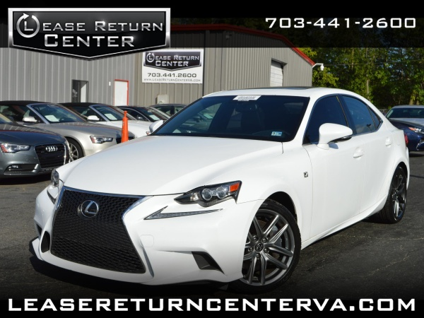 2016 Lexus IS in Triangle, VA