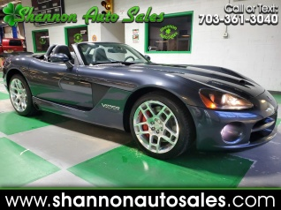Used Dodge Vipers For Sale Truecar