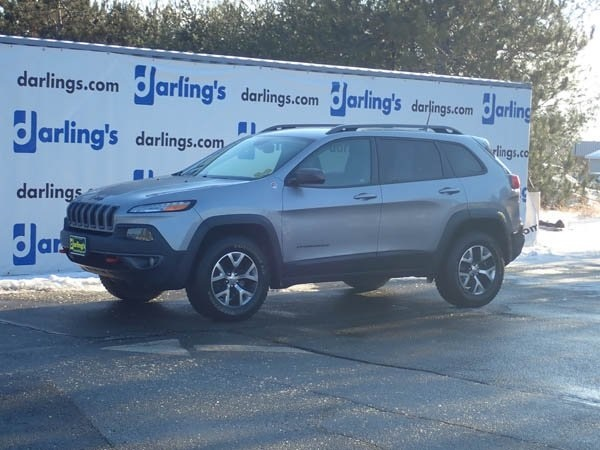 2016 Jeep Cherokee in Bangor, ME