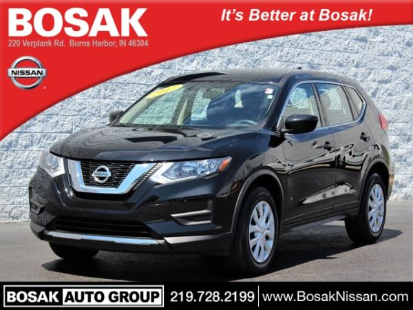 2017 Nissan Rogue in Burns Harbor, IN