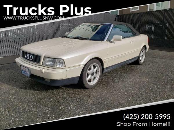 1998 Audi Cabriolet Base