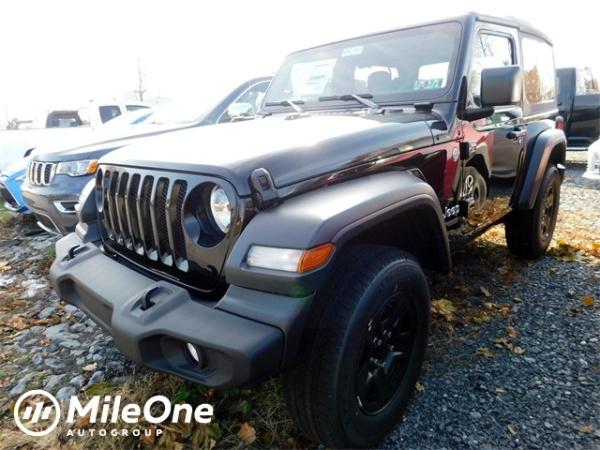 2020 Jeep Wrangler in Harrisburg, PA