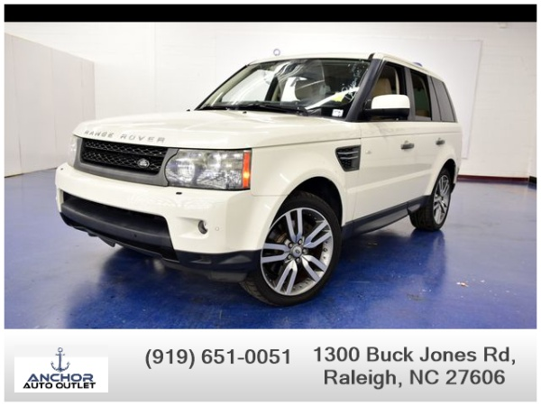 2010 Land Rover Range Rover Sport in Raleigh, NC