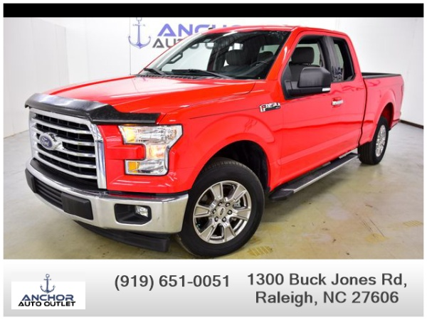 2017 Ford F-150 in Raleigh, NC