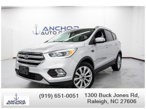 2017 Ford Escape in Raleigh, NC