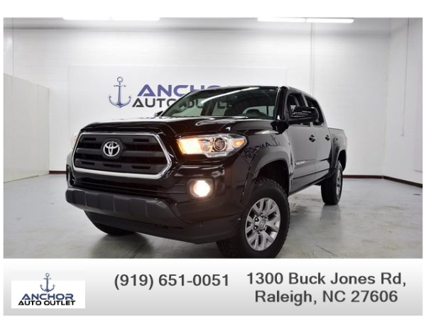2017 Toyota Tacoma in Raleigh, NC