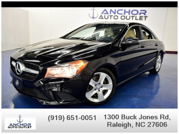 2015 Mercedes-Benz CLA in Raleigh, NC