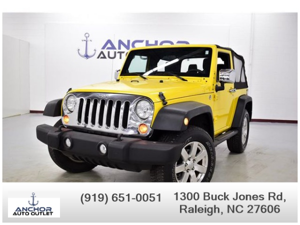2011 Jeep Wrangler in Raleigh, NC