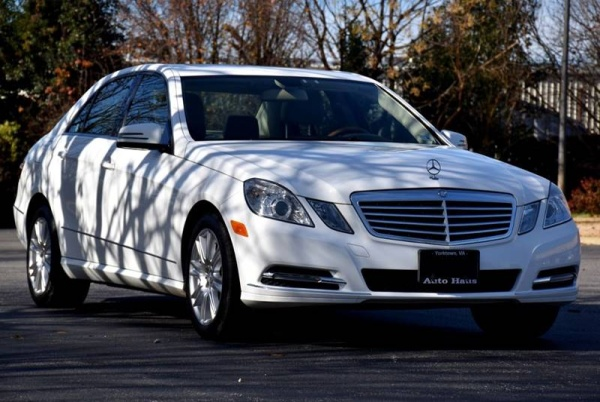 2013 Mercedes-Benz E-Class in Norfolk, VA