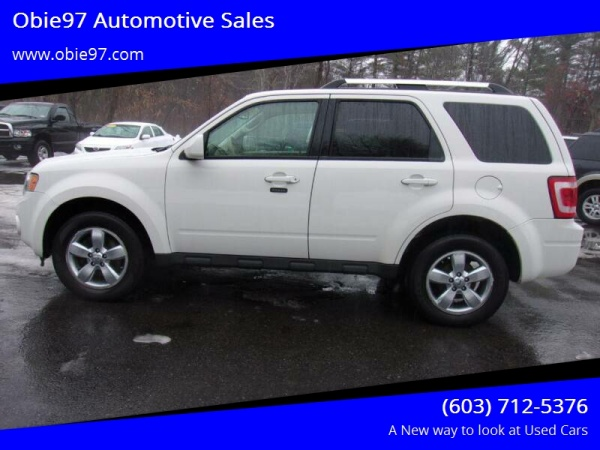 2010 Ford Escape in Londonderry, NH