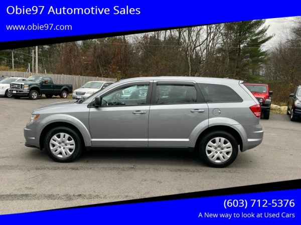 2015 Dodge Journey American Value Pack