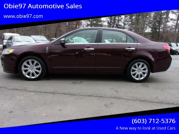2011 Lincoln MKZ in Londonderry, NH