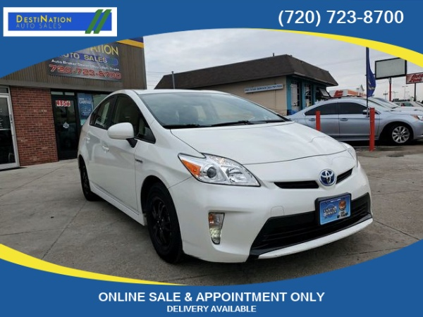 2015 Toyota Prius in Englewood, CO