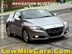 2011 Honda CR-Z EX CVT for Sale in BURR RIDGE, IL