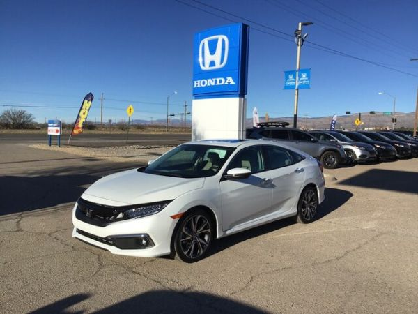 2020 Honda Civic in Alamogordo, NM