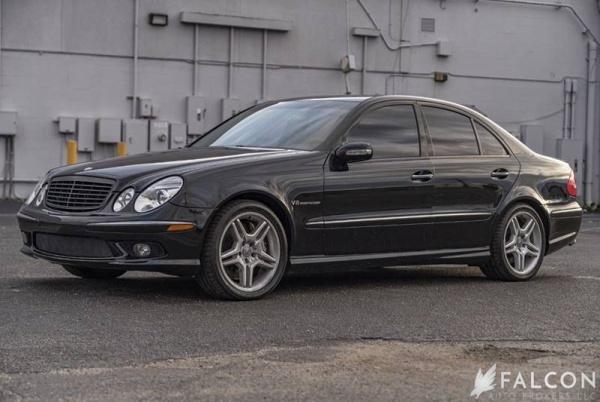 2006 Mercedes-Benz E-Class E 55 AMG