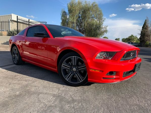 2013 Ford Mustang in Las Vegas, NV