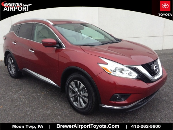 2017 Nissan Murano in Moon Township, PA